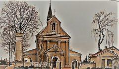 Parafia Rzymskokatolicka pw. Św. Piotra i Pawła w Łaszczowie